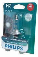 H7 PHILIPS X-treme Vision MOTO +130% vibrationsbeständig 10G 12972XV+BW