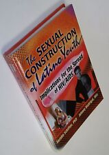 """New Cond 2000 """"The Sexual Construction of Latino Youth - Implications...AIDS"""" Mb"""