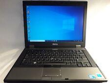 """Core i5 Dell Latitude E5410 Laptop. 2.5GHZ, 8GB, 240GB SSD, 14.1"""" Screen, Win 10"""