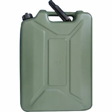 20 LITRE PLASTIC FUEL JERRYCAN PETROL WATER JERRY CAN