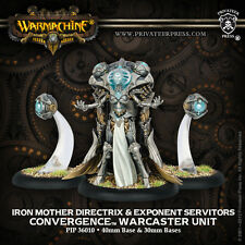 Warmachine Convergence Of Cyriss Iron Mother Directrix & Exponent Servitors