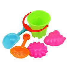 Outdoor Sandbeach Toys Bucket Toddler Kids Children Beach Sand Toy Set Mirable