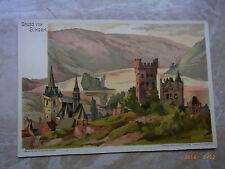 Normalformat Ansichtskarten aus Deutschland mit dem Thema Burg & Schloss