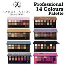 UK ANASTASIA Eyeshadow Palette Soft Glam Prism Norvina Riviera Subculture Alyssa