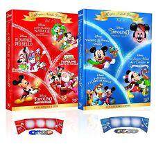 Dvd Cofanetto Magico Natale Disney - Volume 1-2 - (8 Dvd) Tolopino  ......NUOVO