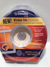"""New  Window Film Dispenser Climaloc Plus 64"""" x 210"""" x 0.9 mil"""