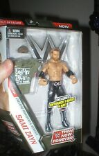 WWE SAMI ZAYN FROM THE THEN, NOW AND FOREVER SERIES, UNOPENED, W/ HAT & T-SHIRTT