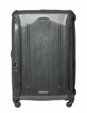 "Tumi 27"" Vapor Unisex Silver Black Extended Trip Packing Case 1108"