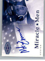 2004-05 Upper Deck Legendary Signatures Miracle Men Autographs Pick From List