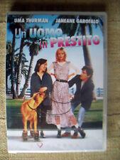 Un uomo in prestito con Uma Thurman -  DVD nuovo sigillato
