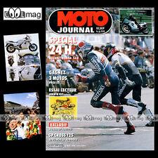 MOTO JOURNAL N°699 BMW K 100 HONDA VF 1000 F2 ★ SPECIAL 24 HEURES DU MANS 1985 ★