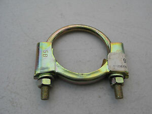 NEW Exhaust Clamp 975260 For VOLVO 1969-1995 - LOT of 3 PCS