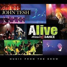 Alive: Music & Dance John Tesh MUSIC CD