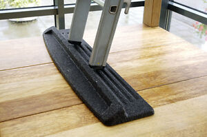 Ladder Mat - 1300mm - Rubber Ladder Safety Device - Window Cleaning - Roofing