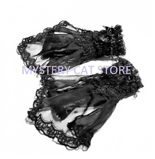 New Pyon Pyon Gothic Lace Black Pair of Gloves LS-044 ALL STOCK IN AUSTRALIA!