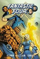 Fantastic Four by Jonathan Hickman Vol. 4 by Steve   Epting Book The Fast Free