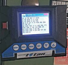 USB READER to RS232. DNC TITAN. DRIP FEED for CNC MACHINE