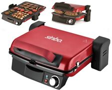 Contact Grill Paninigrill Grill de table Sandwich Grille-pain Grill électrique Gril