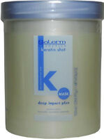 Salerm Keratin Shot Deep Impact Plus Mascarilla Keratina 1000 ml / 34.5 OZ