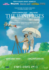 Wind Rises 5055201826657 Blu-ray / With DVD - Double Play Region B