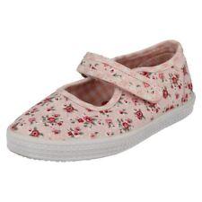 Chaussures roses avec attache auto-agrippant pour fille de 2 à 16 ans Pointure 23