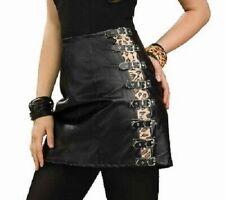 Skirt Corset Belt Top /& Leg Warmers W// Bonus 80/'s Dress 5Pc Reversible Pk// Blk
