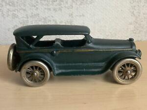"Vintage A.C. Williams Arcade Hubley Kenton toy Cast iron Lincoln Touring car 7"""