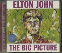 Elton John - The Big Picture Cd Sigillato con sticker