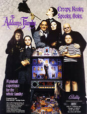 The Addams Family Gold CPU Rom LX-3  [U6] [Bally/Williams]