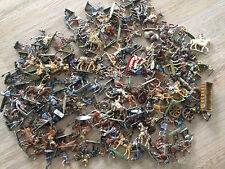 Zinnsoldaten Sammlung Lot 4,5 kg Kilo Gramm gebraucht ungesichtet handbemalt