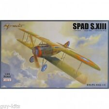 Avion Français SPAD S. XIII, 1918 - Kit MERIT INTERNATIONAL 1/24 n° 62401