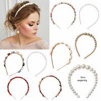Chic Pearl Headband - Beautiful Womens Girls Elegant Hair Head Band Accessories