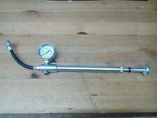 GIANT MTB Shock Pump Bike Tool  Pressure: 300 psi. Essential tool.
