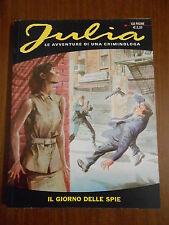 JULIA n.42 IL GIORNO DELLE SPIE - fumetto bonelli