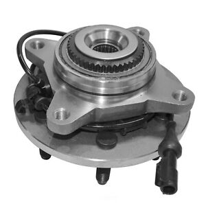 GSP 116043 Hub Assembly Front Ford Truck 06-03; Lincoln Truck 06-03