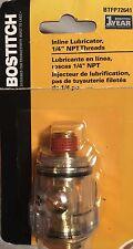 Lubricator Inline 1/4npt(F)Bt,No BTFP72641,  Stanley Bostitch