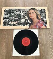 BARBRA STREISAND Butterfly LP Vinyl Record 1974