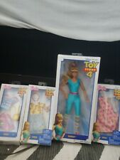 Disney Pixar Toy Story 4 Movie Lot of 3 barbie Outfits and barbie nib