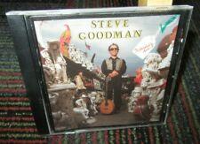 STEVE GOODMAN: AFFORDABLE ART MUSIC CD, 12 GREAT TRACKS, RED PJ RECORDS, GUC