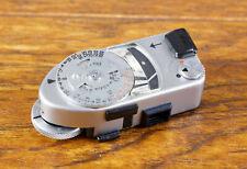 Leica Meter MR-4 MR4 Silver For M2 M3 M4 M4-2 M4-P Works!