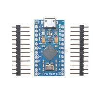 10PCS Pro Micro USB ATmega32U4 5V 16MHz Leonardo Micro-Controller Board Arduino