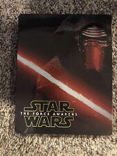 Star Wars: The Force Awakens Best Buy Exclusive Blu-ray SteelBook - No Digital