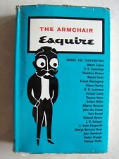 The Armchair Esquire by Arnold Gingrich 1959 Vintage RARE 383 Pages Heinemann