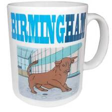 Birmingham Mug - Featuring illustrations from the area