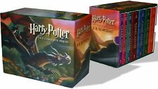 Harry Potter Books Complete Full Series Box Set Paperback Edition J.K. Rowling