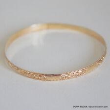 Bracelet Rigide Or 10k  -6.1GRS - Bijoux occasion