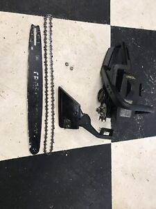 "Craftsman 46cc Poulan 295 / 2900  chainsaw 20"" B/C Running Condition,"