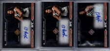 2017 Topps Museum Collection Auto Relic Lot (3) JESSICA AGUILAR /25 & /99 L@@K!!