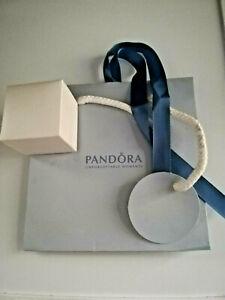Pandora - Scatola e sacchetto originali