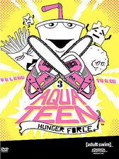 Aqua Teen Hunger Force - Vol. 3 (DVD, 2004, 2-Disc Set)